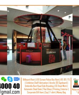 Exhibition Booth 3d