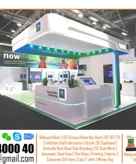 Cosmetic Booth Design