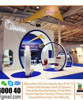 Trade Show Pull Up Displays