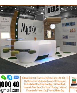 led lights for exhibition stands