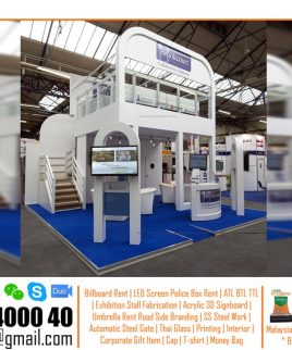 Exhibition Booth Designers & Contractors