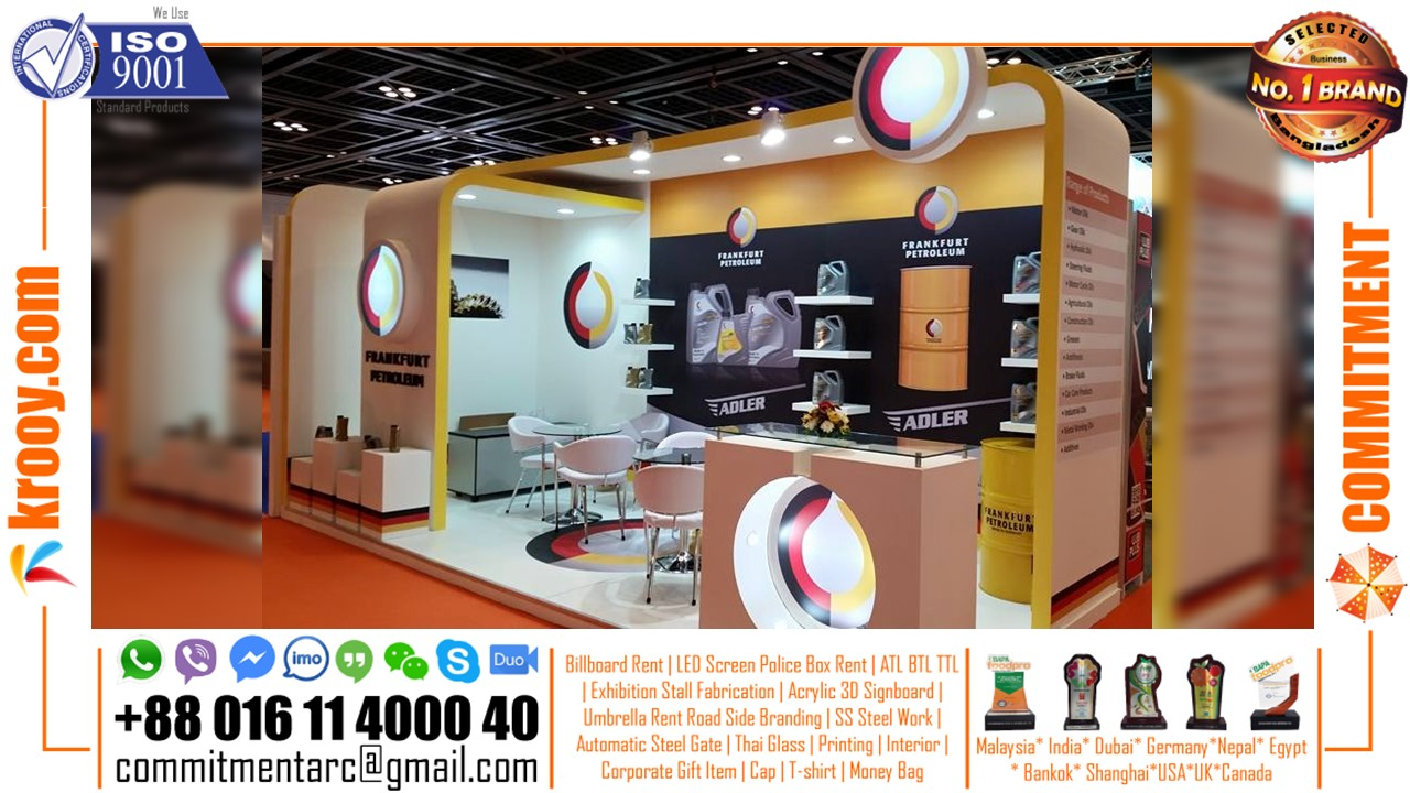 Booth Event Design